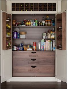 Best pantry ever <3