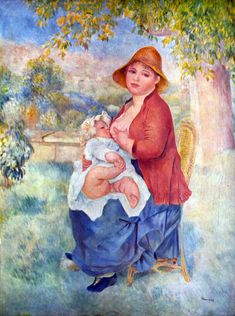 Two Sisters Pierre-Auguste Renoir Impressionism Fanny Pack