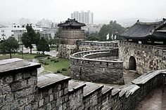 The city of Suwon is preparing to dazzle visitors from all around the world with its cultural splendor and traditional heritage, in celebration of the anniversary of Hwaseong Fortress, city officials said Tuesday. Suwon, Beautiful Places To Visit, Places To See, Amazing Places, Monuments, List, Historical Sites, World Heritage Sites, Day Trips