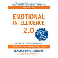 Emotional Intelligence 2.0 by Travis Bradberry & Jean Greaves