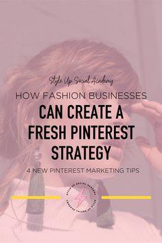 Marketing Goals, Marketing Training, Content Marketing, Social Media Marketing, Pinterest For Business, Self Improvement Tips, Social Media Content, Pinterest Marketing, Business Fashion