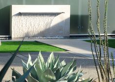 blade fountain water feature - Google Search