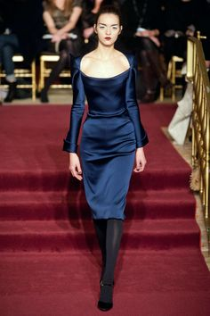 Zac Posen Fall 2013 RTW Collection -