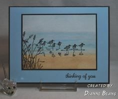 Getting Our Feet Wet by sarahebo - Cards and Paper Crafts at Splitcoaststampers