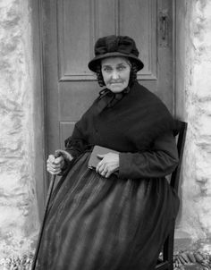 Women of #Wales #Victorian #Photography by John Thomas