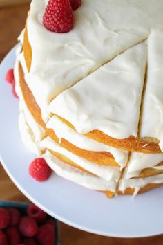 Coconut Layer Cake   TheFoodCharlatan.com