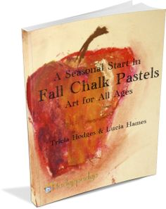 A Seasonal Start in Chalk Pastels: Fall contains six tutorials for beginning or continuing art lessons in the chalk pastel medium.What's included?Encouragement for getting started with chalk pastels plus a simple supply list. Chalk Pastel Art, Chalk Pastels, Chalk Art, Soft Pastels, Harmony Art, Autumn Activities For Kids, Art Therapy Activities, Art Curriculum, Autumn Art