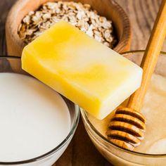 seife herstellen seifen rezept honigseife selbst machen. Black Bedroom Furniture Sets. Home Design Ideas