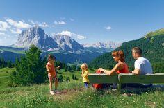 #Dolomitas para as #famílias! Um BOM DIA a todos! :) http://www.italydolomites.com/family-holidays  #italia