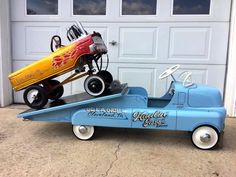 Pedal Cars, Childhood Toys, Collector Cars, Bicycles, Hot Rods, Mini, Vintage, Vintage Comics, Bike