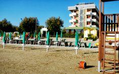#Spiaggia #HotelImperialMarotta #Marotta #