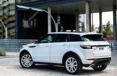 Range Rover Evoque 2017 White