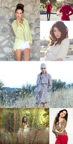 Fashion photography by FIDM Graphic Design Alumna for Bianca Lowkeen for ANGL.