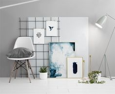 Wall art with Scandinavian design - Art pictures from Desenio.com