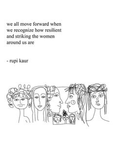 Some people have the ability to put thoughts into words in the most inspiring ways. Rupi Kaur, a poet, spoken-word performer, and author, is a master at this Rupi Kaur, Spoken Word, Inspiring Quotes, Poetry, Author, Wisdom, Thoughts, Words, Life