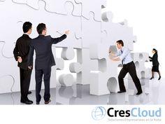Aplicaciones para hacer crecer su negocio. TIPS PARA EMPRESARIOS. En CresCloud, somos su principal socio que le apoyará en el crecimiento de su negocio, a través de las aplicaciones de Crescendo en la Nube. Si desea obtener información detallada, le invitamos a visitar nuestro sitio en internet www.crescloud.com o comuníquese al teléfono (55)53439191, donde con gusto le atenderemos. #CresCloud