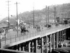 Seattle bridge footage, taken by the Department of Streets and Sewers, c...