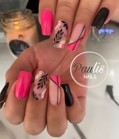 Semi Permanente, Beauty Nails, Nail Designs, Nail Art, Hair Styles, Makeup, Ideas, Perfect Nails, Pretty Nails