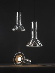 Brokis, bohemian glass becomes light