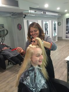 Becky getting creative with colour for LCT2015