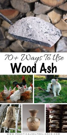 70 Ways to Use Wood Ash from a Wood Burning Stove Wood Ash Uses for Home Garden and Survival Historical and Modern Uses for Wood Ash Survival Food, Homestead Survival, Survival Prepping, Survival Skills, Survival Knots, Prepper Food, Emergency Preparation, Urban Survival, Emergency Preparedness