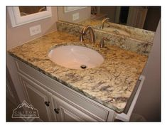 Granite Bathroom Vanity Tops Google Search