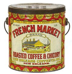 French Market Brand Coffee