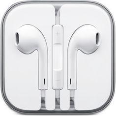 Apple EarPods con Remoto y Micrófono