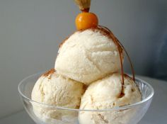Queso helado. From Arequipa to the world. Enjoy!