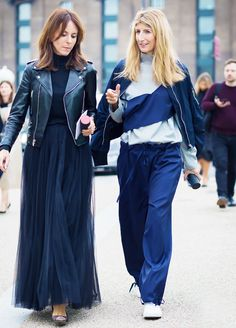 The Fashion Girl's Guide to Staying Comfy Without Looking Sloppy via @WhoWhatWearUK