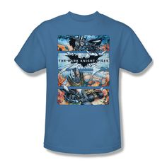 Batman Dark Knight Rises Movie Shattered Glass Kids Youth L/S Men T-shirt top