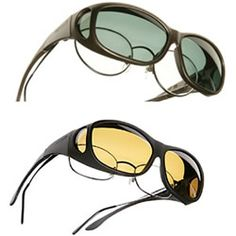 cb5b44b271 Polarized Cocoons Sunglasses No Need For Prescription Sunglasses! Home  Helpers