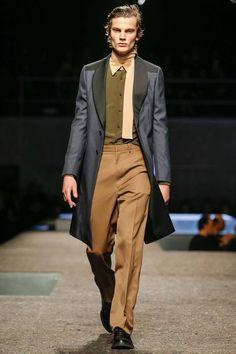 Prada   Fall 2014 Menswear Collection   Style.com #Milan