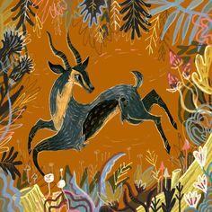 Illustration by Karl James Mountford