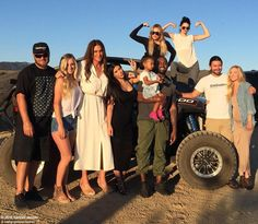 Family time: Caitlyn Jenner shared this picture on Twitter after celebrating Father's Day ...