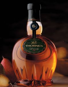 CF Napa Brand Design - Thorne's Brandy - CF Napa