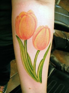 90610f289 How Will Tulip Flower Tattoo Be In The Future | tulip flower tattoo https:/