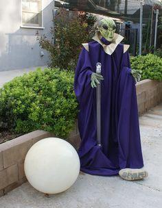 Alien character idea pic on Halloween Forum