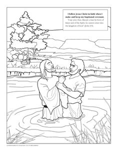 Lds Primary Coloring Pages . 30 Inspirational Lds Primary Coloring Pages . Elegant Jungle Flower Coloring Pages Jesus Coloring Pages, Tree Coloring Page, Easter Colouring, Colouring Pages, Free Coloring, Coloring Pages For Kids, Coloring Books, Coloring Sheets, Jesus Baptised