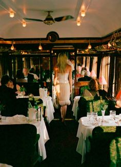 Glamorous Orient Express