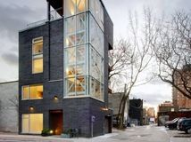 My Houzz: A Tower Home Rises in Downtown Toronto