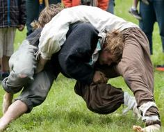 Those, who practice Glima are considered to be the guardians of an unbroken tradition which can be traced back to Viking age Scandinavia, and they are very proud of this fact.  http://www.viking-glima.com/combat.html