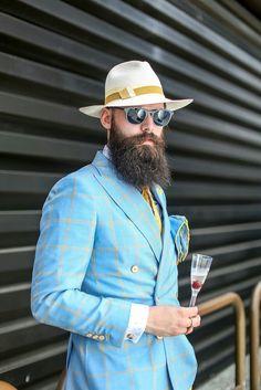 How to rock a check blazer
