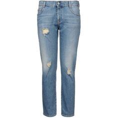 Stella Mccartney Organic Tomboy Jeans (1 155 PLN) found on Polyvore