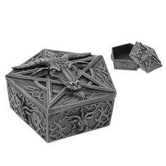 Altar Boxes | Luciferian Apotheca - Luciferian, Satanic, Magick | The Luciferian Apotheca - Your Satanic, Left Hand Path & Occult Shop