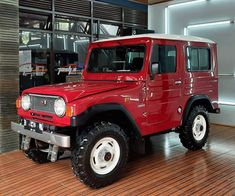 Taft Kebo, Daihatsu, Old Cars, Cars And Motorcycles, Dream Cars, Jeep, Monster Trucks, Land Rovers, Offroad