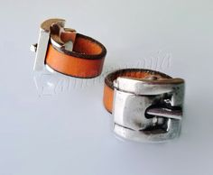 Leather rings very nice