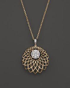 Jewelry Diamond : Diamond Pendant Necklace in Yellow Gold ct. Diamond Tennis Necklace, Diamond Jewelry, Gold Jewelry, Fine Jewelry, Jewelry Necklaces, Diamond Necklaces, Diamond Pendant Necklace Solitaire, Diamond Mangalsutra, Men's Jewellery