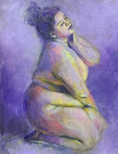 Our own thoughts are more powerful than other people's opinions of us. #bodypositivism #bodypositivity #selflove #amorpropio #curvy #luzdyart Original Artwork, Original Paintings, Portrait, Mixed Media, Curvy, Thoughts, The Originals, People, Headshot Photography