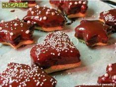 Pardubický perník - vianočný recept Christmas Baking, French Toast, Pudding, Breakfast, Pastries, Desserts, Food, Cookies, Morning Coffee